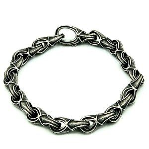 David Yurman Armory Figure-8 Large Link Bracelet